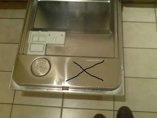 Home and Garden - How to get rid of bad smell in dishwasher? - The